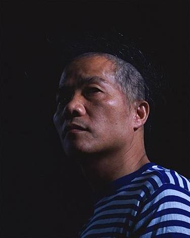 iron man - right by wang qingsong