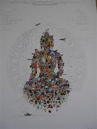 buddha in modern times by gonkar gyatso