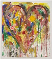 main street #5 by jim dine