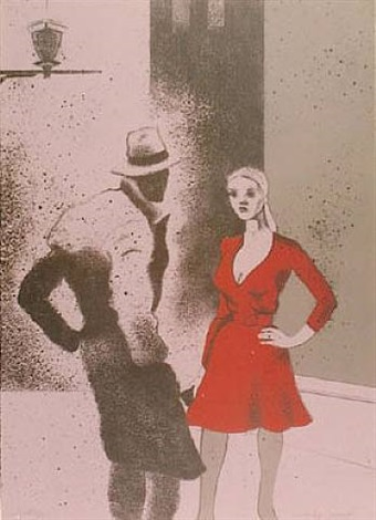 a life (b) by ronald brooks kitaj