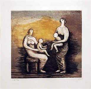 classical figuration in modern contemporary art by henry moore