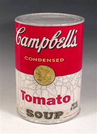 campbell's soup by karen shapiro