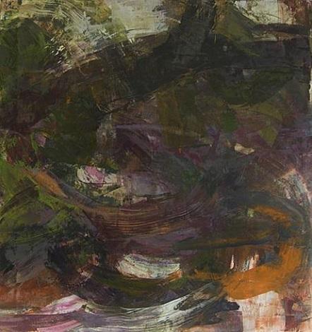 affect/effect - warm: green, purple by robin mcdonnell