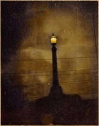 lamp post by jim mchugh