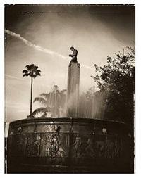 indian fountain (electric fountain) by jim mchugh