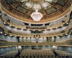 théâtre de montansier versailles iv by candida höfer