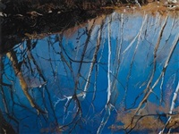 inverted landscape i by emma tapley