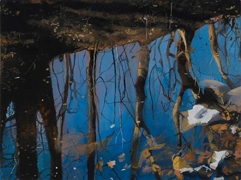 inverted landscape ii by emma tapley