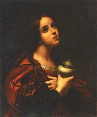 saint mary magdalene by carlo dolci