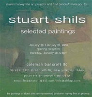 stuart shils: selected paintings invite