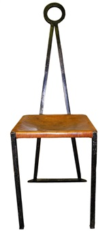side chair by jean luc breteau