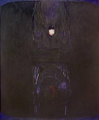 purple study 2 by robert fry