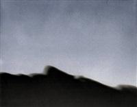 silhouette by markus raetz