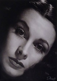 vivien leigh by laszlo willinger