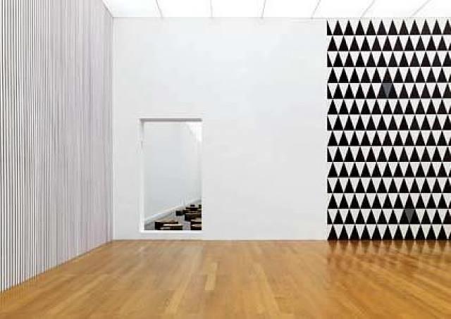 installationsansicht kunstmuseum liechtenstein, 2009 by matti braun