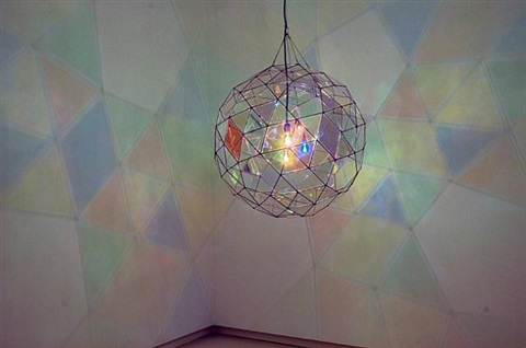 before the star lamp by olafur eliasson