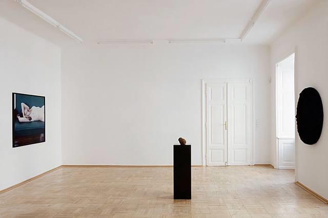 exhibition view by aneta grzeszykowska