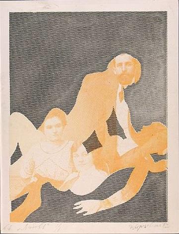 """aus der serie """"liebe"""", nr. 6 by eduard gorokhovsky"""