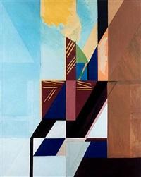 composition géométrique by dora maar