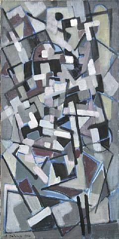 composition, 1950 by pierre dmitrienko