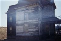 psycho house, universal studios hollywood, los angeles, california, 1994 by itai doron