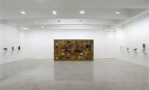 installation view by jeffrey vallance