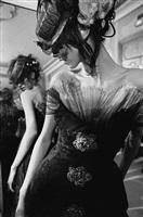 chanel haute couture, paris, 2003 by gérard uféras