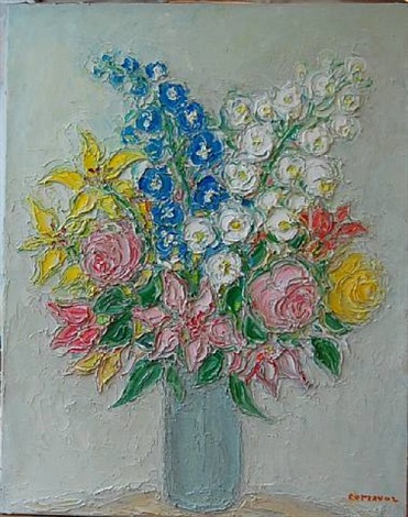 bouquet de printemps by andré cottavoz