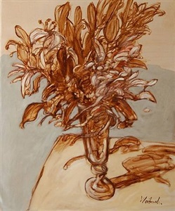 floralies by claude weisbuch