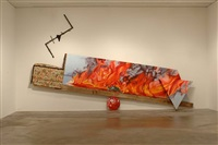 early catapult by james rosenquist