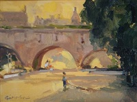 pont neuf by ted goerschner