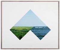 land-sea hb4 by jan dibbets