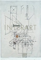po, der ingenieur by paul klee