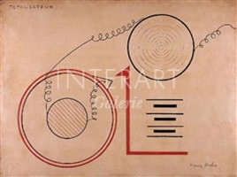 totalisateur by francis picabia