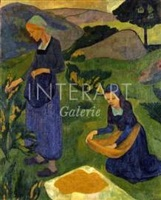 la cueillette du genêt by paul sérusier