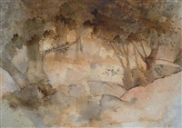 woods by jane morris pack