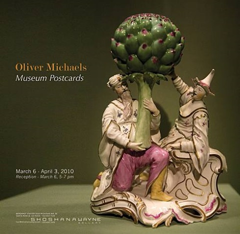 oliver michaels' museum postcards