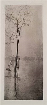 spring showers by alfred stieglitz