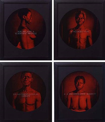 a scientific profile by carrie mae weems
