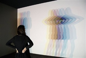multiple shadow house by olafur eliasson