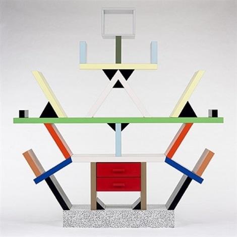 Carlton room divider by Ettore Sottsass on artnet