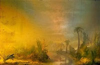 palm 19 by kim keever