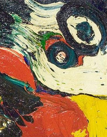 komposition (detail) by bengt lindström