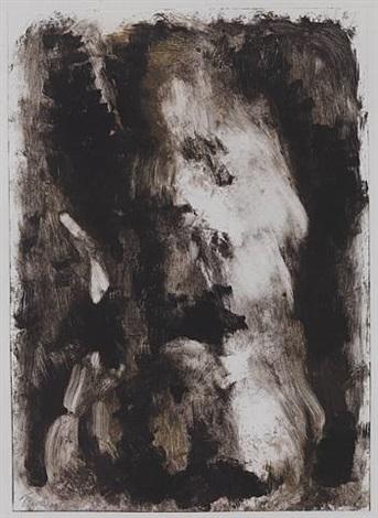 monoprint i by william tucker