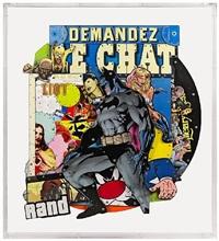 batman by eric liot