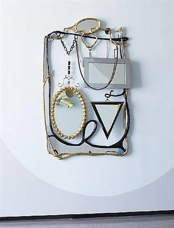"""""""bazaar"""" mirror by mattia bonetti"""