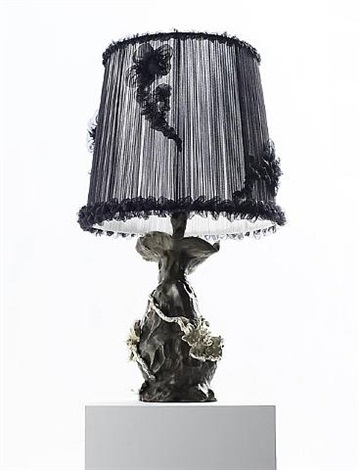 """""""garden"""" lamp by mattia bonetti"""