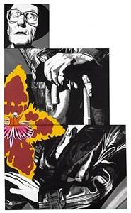 w. b. en pièces détachées by bernard rancillac