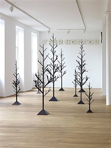 proposal no. 149 - ten trees by peter liversidge