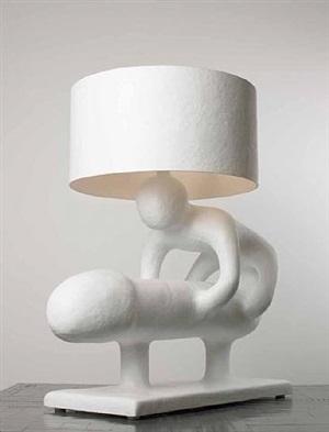 fertility lamp by atelier van lieshout